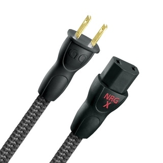 AudioQuest NRG-X2 2-Pole AC Power Cable (C17) - 10 ft