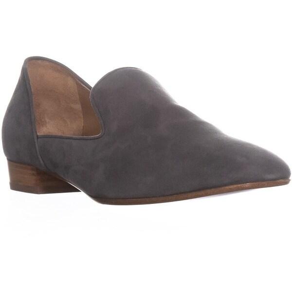 MICHAEL Michael Kors Fielding Loafer Flats, Slate - 8 us / 38.5 eu