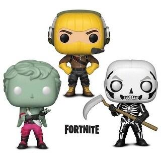 Shop Funko POP Games Fortnite S1 - Love Ranger and Skull