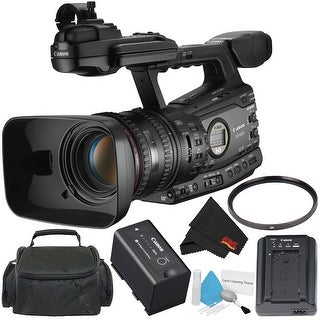 Canon XF305 HD Professional Camcorder Bundle