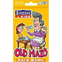 Old Maid Card Game, Card Games by Patch Products, Inc.