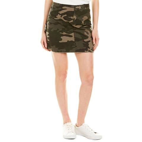 Atm Twill Mini Skirt