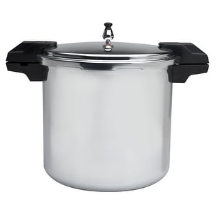 Mirro 92122 22-Quart Aluminum Pressure Cooker/Canner