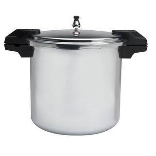 Mirro 92122 22-Quart Aluminum Pressure Cooker/Canner