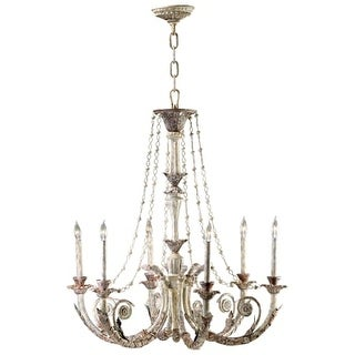 Cyan Design 1677009 Abelle 6 Light 1 Tier Chandelier