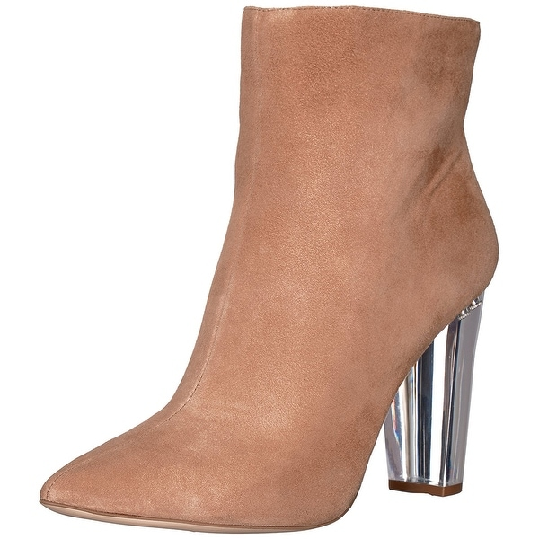 Jessica Simpson Womens teddi Closed Toe Ankle Fashion Boots