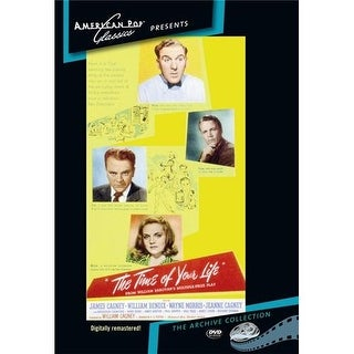 The Time Of Your Life DVD Movie 1948
