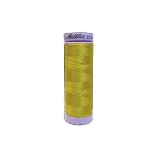 9105 0117 Mettler Silk Finish Cotton 50 164yd Nugget Gold