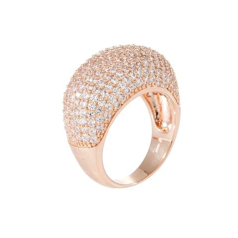 Forever Last 18 kt Gold Plated Women's Ring