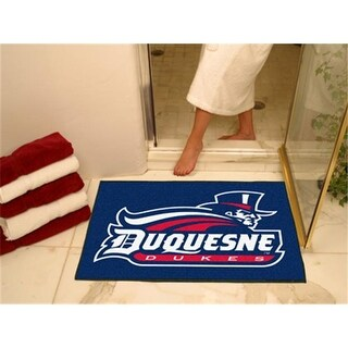 FANMATS 849 Duquesne All-Star Rugs 34 in. x 45 in.