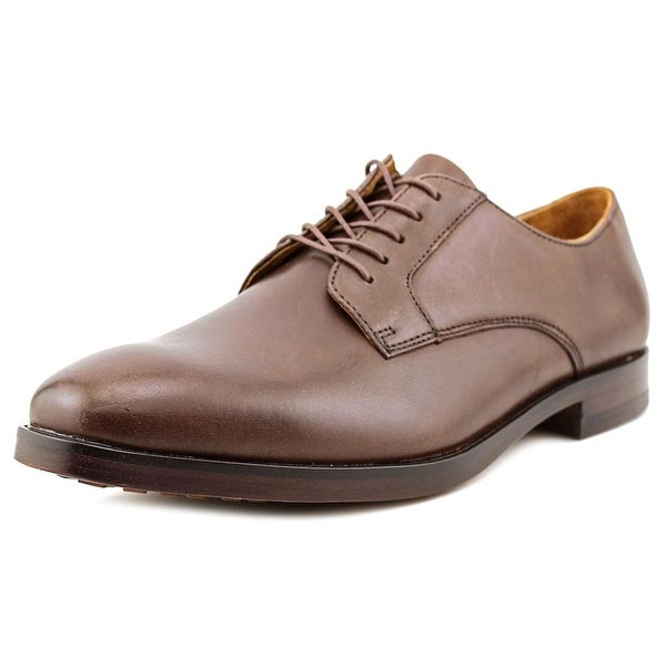 Polo Ralph Lauren Domenick   Round Toe Leather  Oxford