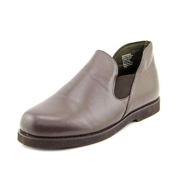 Slippers International Romeo Brown Loafers