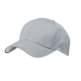 Pro Mesh Cap, Color: Silver, Size: One Size