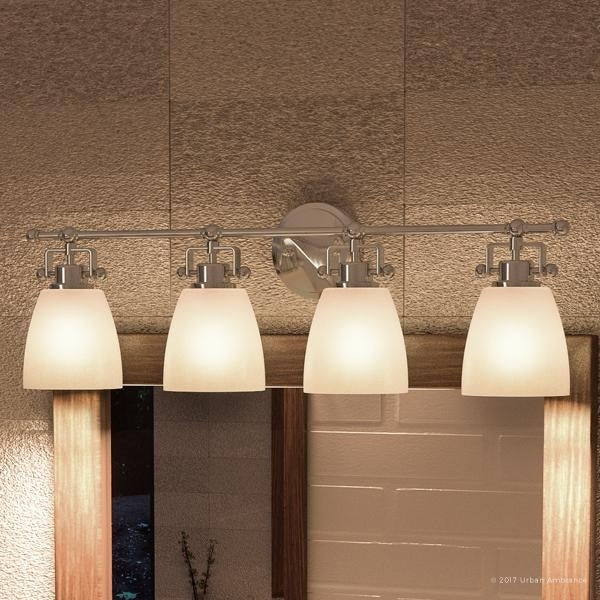 Luxury Industrial Bathroom Vanity Light, 9.5\