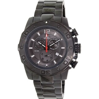 Swiss Precimax Men's Legion Pro SP13265 Black Stainless-Steel Sport Watch