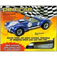 Blue Venom - Pine Car Derby Racer(R) Premium Kit