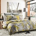 Kenneth Cole Reaction Home Swirl Duvet Cover - Thumbnail 0
