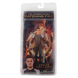 "Hunger Games Catching Fire 7"" Action Figure Series 1 Peeta Mallark - multi"