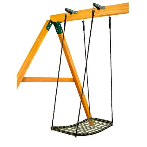 Chill 'N Swing with Adjustable Glider Brackets