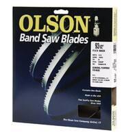"""Olson Saw 14593 Hard Edge Flex Back Band Saw Blade, 93.5"""" x 1/4"""""""