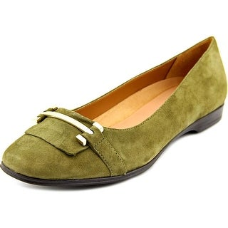 Naturalizer Joyce N/S Round Toe Leather Flats