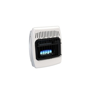 Dyna-Glo BF10NMDG  10,000 BTU Natural Gas Vent Free Wall Heater