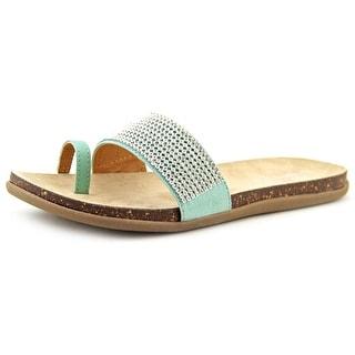 Kenneth Cole Reaction Slim N Trim Women Open Toe Synthetic Sandals