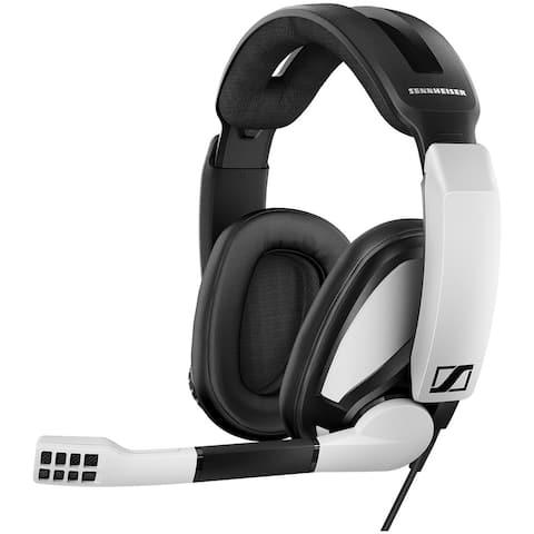Sennheiser GSP 301 Closed Back Gaming Headset - White