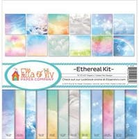 "Ethereal; 12 Designs/1 Each - Ella & Viv Collection Kit 12""X12"""