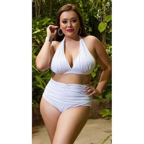 Yandy Plus Size Essential Bikini Bottom
