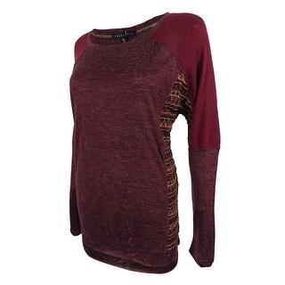 Sanctuary Women's Long Sleeve Sweater Top