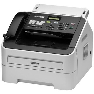 Brother FAX2940M Brother Printer FAX2940 Wireless Monochrome Printer with Scanner, Copier and High-Speed Laser Fax