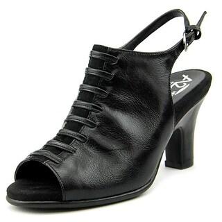 A2 By Aerosoles Gingersnap Women Open-Toe Synthetic Slingback Heel