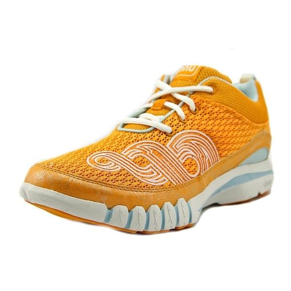 Ahnu Yoga Flex Women Round Toe Synthetic Orange Running Shoe