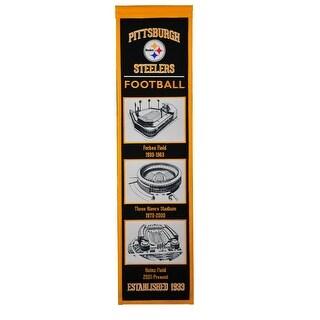 Pittsburgh Steelers Stadium Transformation Banner