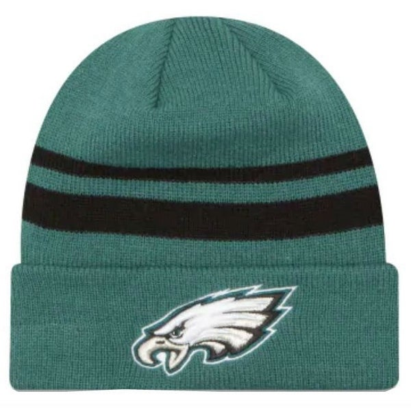 factory price 93c2d 4c602 Shop New Era 2019 NFL Philadelphia Eagles Cuff Knit Hat Beanie Stocking  Winter Skull - Free Shipping On Orders Over  45 - Overstock - 27994365