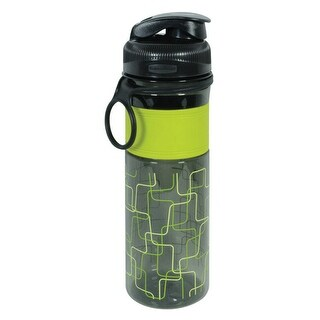 Rubbermaid 1808150 Squiggles Chug Water Bottle, Assorted Color