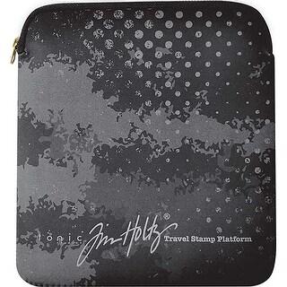 - Tim Holtz Travel Stamp Platform Zipper Sleeve