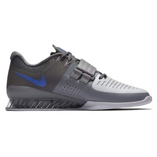 0f81bc2a8d15 Shop Nike Romaleos 3 Mens 852933-001 Size 15 - Free Shipping Today -  Overstock - 25590935