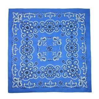 CTM® 27 Inch Extra Large Cotton Texas Paisley Bandana