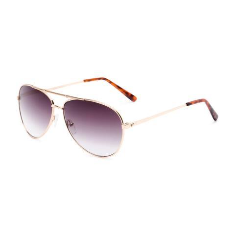 Readers.com The Conrad Reading Sunglasses Aviator Reading Glasses
