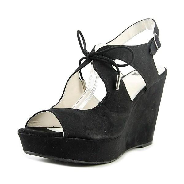 Fergalicious Vicky Women Black Sandals