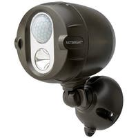 Mr. Beams MBN350 Networked LED Wireless Motion Sensing Spotlight, 12 Volts