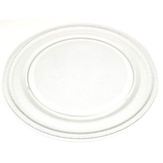 OEM Sharp Microwave Turntable Glass Tray Plate Shipped With R1405, R-1405