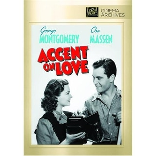 Accent On Love DVD Movie 1941