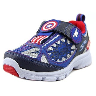 Stride Rite Marvel Avengers Captain America W Synthetic Sneakers