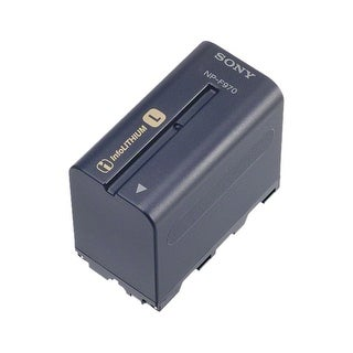Sony NPF970 Rechargable Battery Info Lithium L