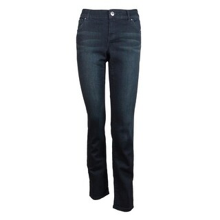INC Women's Curvy Fit Skinny Leg Jeans