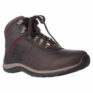 Timberland Norwood Waterproof Boots, Dark Brown