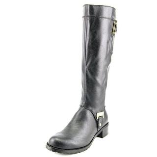 Bella Vita Anya II WW Round Toe Synthetic Knee High Boot